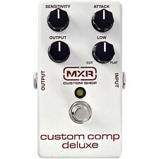 MXR Custom Shop Custom Compressor Deluxe Guitar Effects Pedal - New - *Free Ship