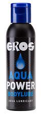Lubrificante intimo a base acquosa 50 ml Eros Aqua Power Body Lube sexy shop