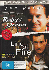DOUBLE FEATURE Ruby's Dream / Line Of Fire DVD Region Free - New - PAL