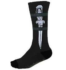 LUCKY 13 THIRTEEN FELON DAGGER SOCKS MENS MOTORCYCLE TATTOO ROCKABILLY