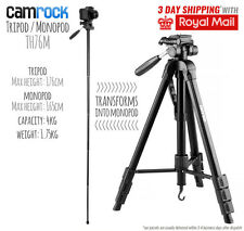 Camrock Tripod Monopod TH76M for Nikon D7000 D5000 D3100 D3000 D90 D60 D700 D800