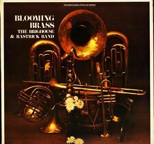 THE BRIGHOUSE AND RASTRICK BAND blooming brass GGL 0372 uk 1966 LP PS EX/EX