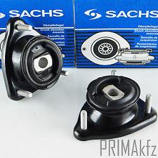 2 x SACHS 802 069 FEDERBEINLAGER DOMLAGER HINTEN HINTERACHSE BMW 5er E39