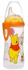 NUK Disney Winnie the Pooh Silicone Spout Active Cup,10-Oz (62744)Phthalate AOI