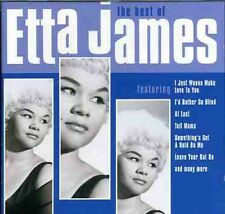Best Of Etta James - Etta James (1999, CD NEU)