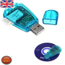 USB Phone Sim Card Reader Writer Copier Backup GSM SMS CDMA 3G 2G to PC Win 7 XP
