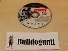ESPN NHL 2K5 Hockey Original Xbox Game Disc Only