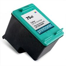 Color HP 75XL Ink Cartridge Officejet J5783 J5875 J5788 J5790 J6405 J6410 J