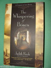The Whispering of Bones by Judith Rock (2013, Paperback) Charles Du Lac Mystery