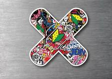 JDM sticker bomb Bandaid quality 7 year vinyl car jdm drift shift