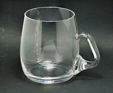 Perfect / Unblemished - RIEDEL Germany - Solid Crystal Drinking Mug - Rare Item
