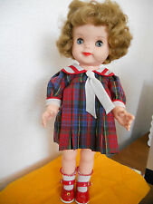 "VINTAGE 1959 PATSY ANN 15"" DOLL with freckles EFFANBEE"