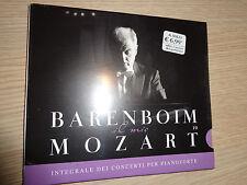 CD N°10 BARENBOIM IL MIO MOZART Concerti Per Pianoforte N.22-23