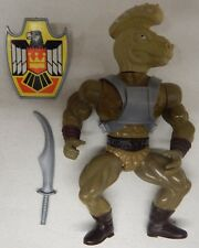 Sunco/Sewco Galaxy Fighter/Warriors DINO MAN (Green Head) -(MOTU KO/Size) Figure