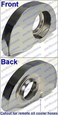 Chrome VW Beetle Fan Shroud For 1600Cc Or Larger Engines Without Heater Ducts