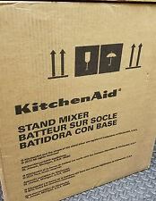 NEW KitchenAid KV25G0X Professional 5 Plus 5-Quart 450W Stand Mixer- Black