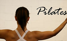 PILATES FOR BEGINNERS~ DVD~STEP BY STEP~ INSTRUCTION TRAINING great EXERCISE