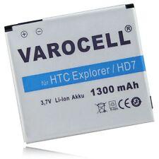Varocell Akku HTC Wildfire S A510e Explorer A310e HD3 HD7 T9292 Pico Schubert