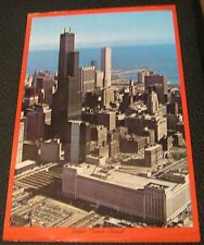 United States Sears Tower Chicago Illinois E9 - Aero - unused
