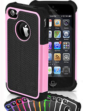 New Shock Proof Heavy Duty Armour Builders Workman Case For Apple IPod Touch 5