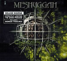 MESHUGGAH - CHAOSPHERE (DELUXE/LIMITED EDITION) - CD