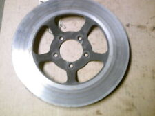 1978 Honda CB 400 T Hawk front brake rotor disc