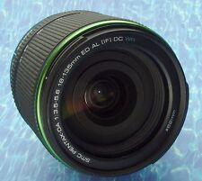 Pentax SMC DA 18-135mm 1:3,5-5,6 ED AL IF DC WR, come nuovo!