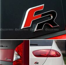 FR Sticker 3D Audi Racing VW Polo Vento Jetta Maruti Swift Dzire Alto K10 SX4