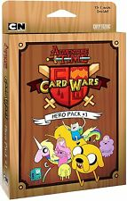 Adventure Time Card Wars Hero Pack #1  - BRAND NEW