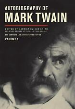 Mark Twain Papers: Autobiography of Mark Twain Vol. 1 by Mark Twain and...