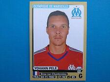 Panini Foot 2015-16 n.219 Pele' Olimpique de Marseille