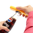 Portable Bottle Beer Drinks Opening Launcher Top Shooter Gun With Key Ring