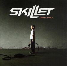 Comatose by Skillet (CD, Oct-2006) plus 2 free cds