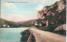 BELGIQUE: Carte postale, Anseremme, Tunnel de Moniat, non écrite au revers.