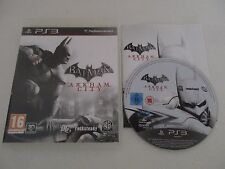 BATMAN ARKHAM CITY - SONY PLAYSTATION 3 - JEU PS3 COMPLET