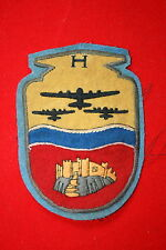 390TH BOMB GROUP FRAMLINGHAM SQUADRON PATCH COPY A2 JACKET 8TH AAF WW2 BADGE