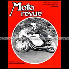 MOTO REVUE N°1931 ★ SUZUKI T 350 ★ OSSA 250 TT GREEVES GRIFFON JEAN AUREAL 1969