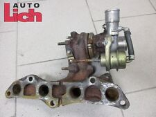 Toyota Yaris Verso P1 99-03 1.4 D-4D 55 kW 1ND-TV Turbolader 17201-33010