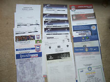 chelsea away press / media team sheet(s) v liverpool 7/11/10