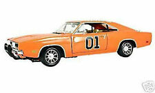 "1:18 ERTL -  1969 Dodge Charger Filmmodell General Lee ""The Duke """