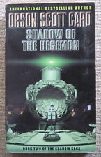 Shadow of the Hegemon (Ender's Shadow #2) by Orson Scott Card PB Orbit (UK)