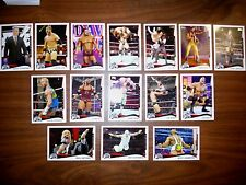 2014 Topps WWE The Rock Wrestling Card #40