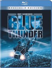 BLUE THUNDER New Sealed Blu-ray Special Edition Roy Scheider