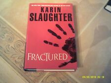 Will Trent: Fractured No. 2 by Karin Slaughter (2008, Hardcover)