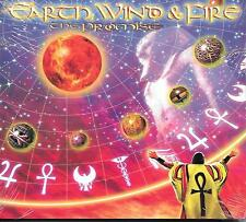 EARTH, WIND & FIRE THE PROMISE CD Maurice White, Preston Glass, Robert Brookins