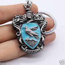 New Harry Potter Ravenclaw Logo Metal Keychain Keyring Silver Color