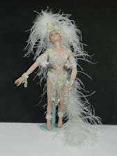 Patricia Rose and Rustie  Porcelain Ballerina Doll