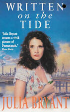 Julia Bryant Written on the Tide Very Good Book