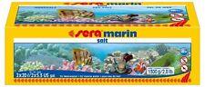 sera marin salt - Meersalz für Osmose- und Leitungswasser (1 x 1300 g)