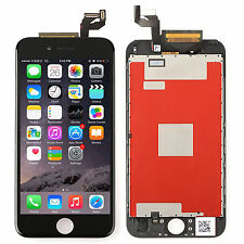"For iPhone 6S 4.7"" Black LCD Display Touch Screen Digitizer Full Assembly Top A+"